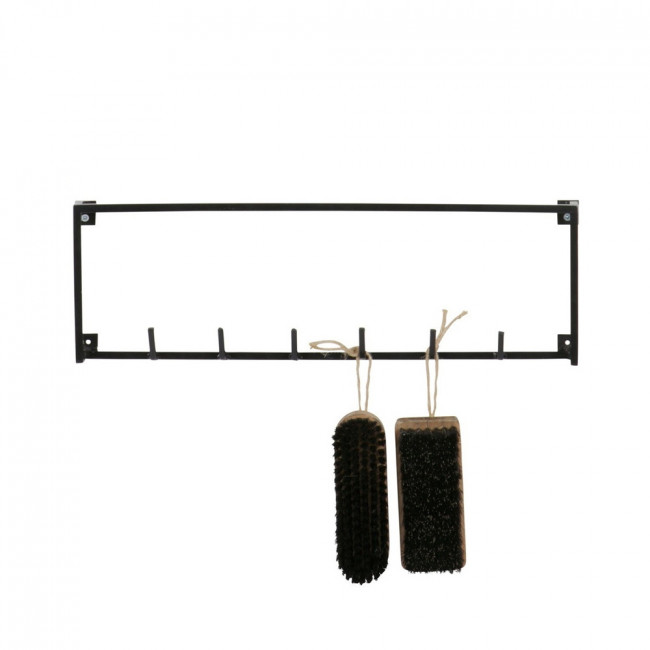 porte manteau industriel 6 crochets m tal meert by drawer. Black Bedroom Furniture Sets. Home Design Ideas