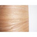 Lampadaire tripode métal et bois de Drawer