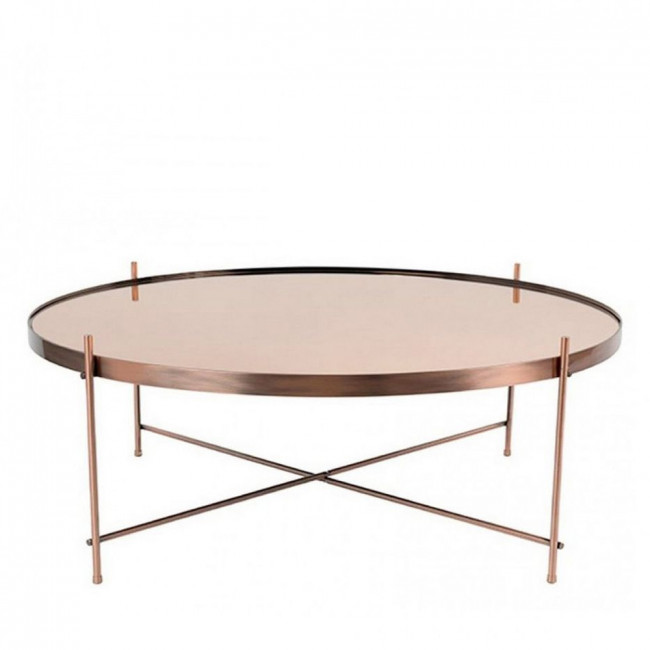 Table basse design ronde Cupid XXLarge Zuiver