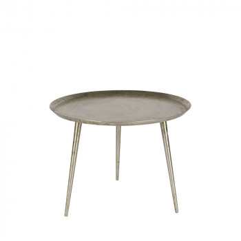 Table basse vintage métal vieilli S Delight