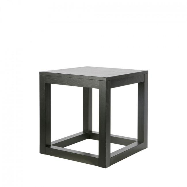 Table basse chêne massif 45x45 Wout