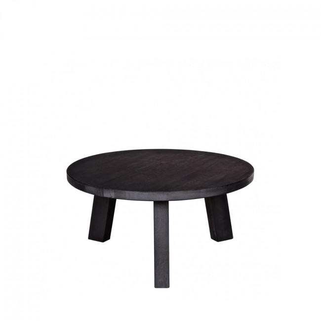 Table basse 50cm ronde Rik