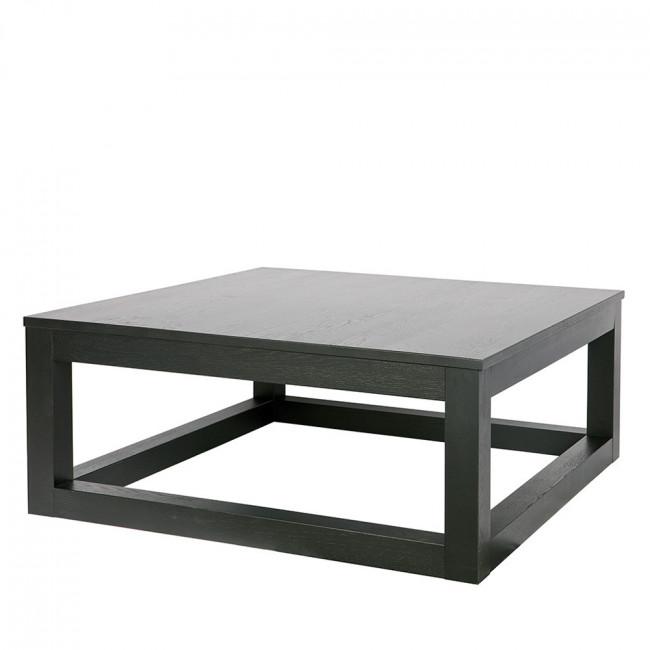 Table basse chêne massif 85x85 Wout