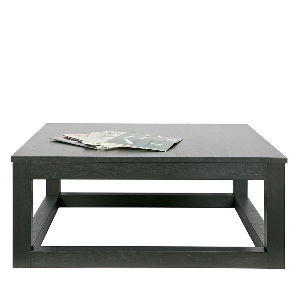 table basse ch ne massif 85x85 wout. Black Bedroom Furniture Sets. Home Design Ideas