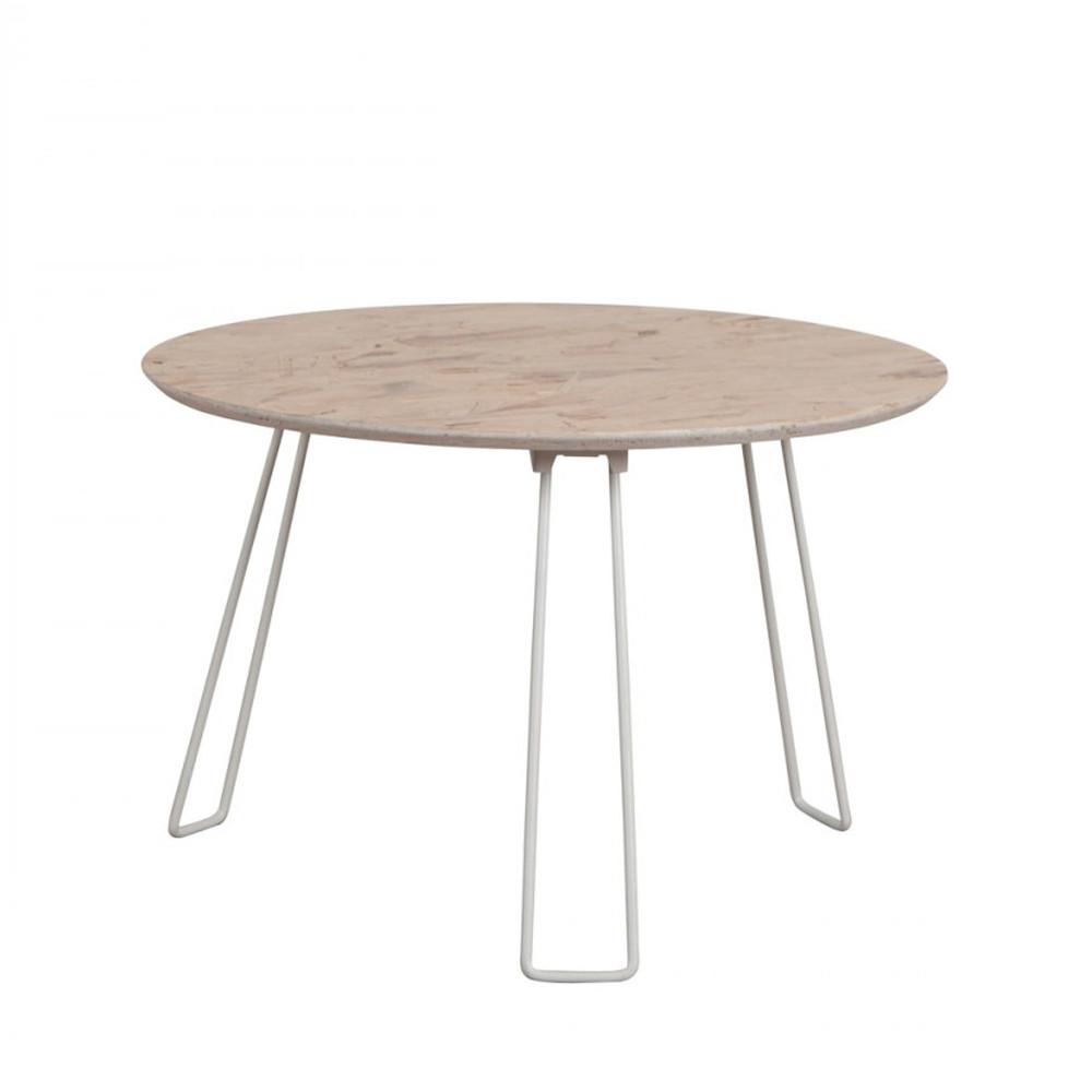 table basse en bois osb large zuiver. Black Bedroom Furniture Sets. Home Design Ideas