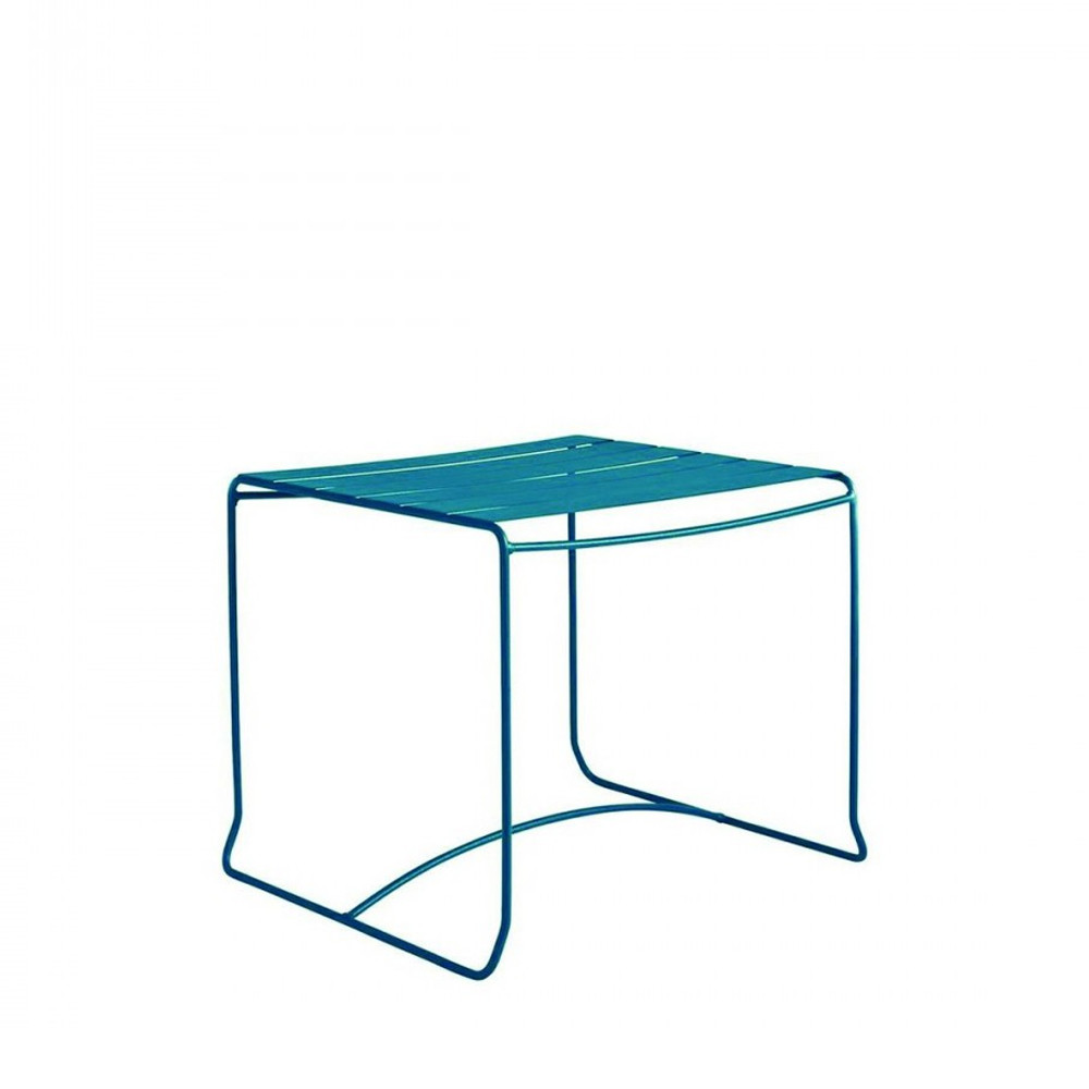 Table basse de jardin m tal 50x50 pasadena par - Table basse jardin metal le mans ...