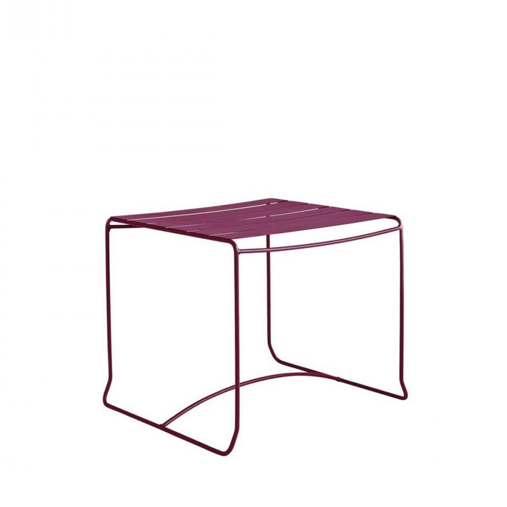 Table Basse De Jardin M Tal 50x50 Pasadena Par