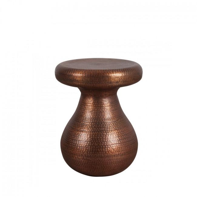 Table d'appoint Antique Copper cuivre