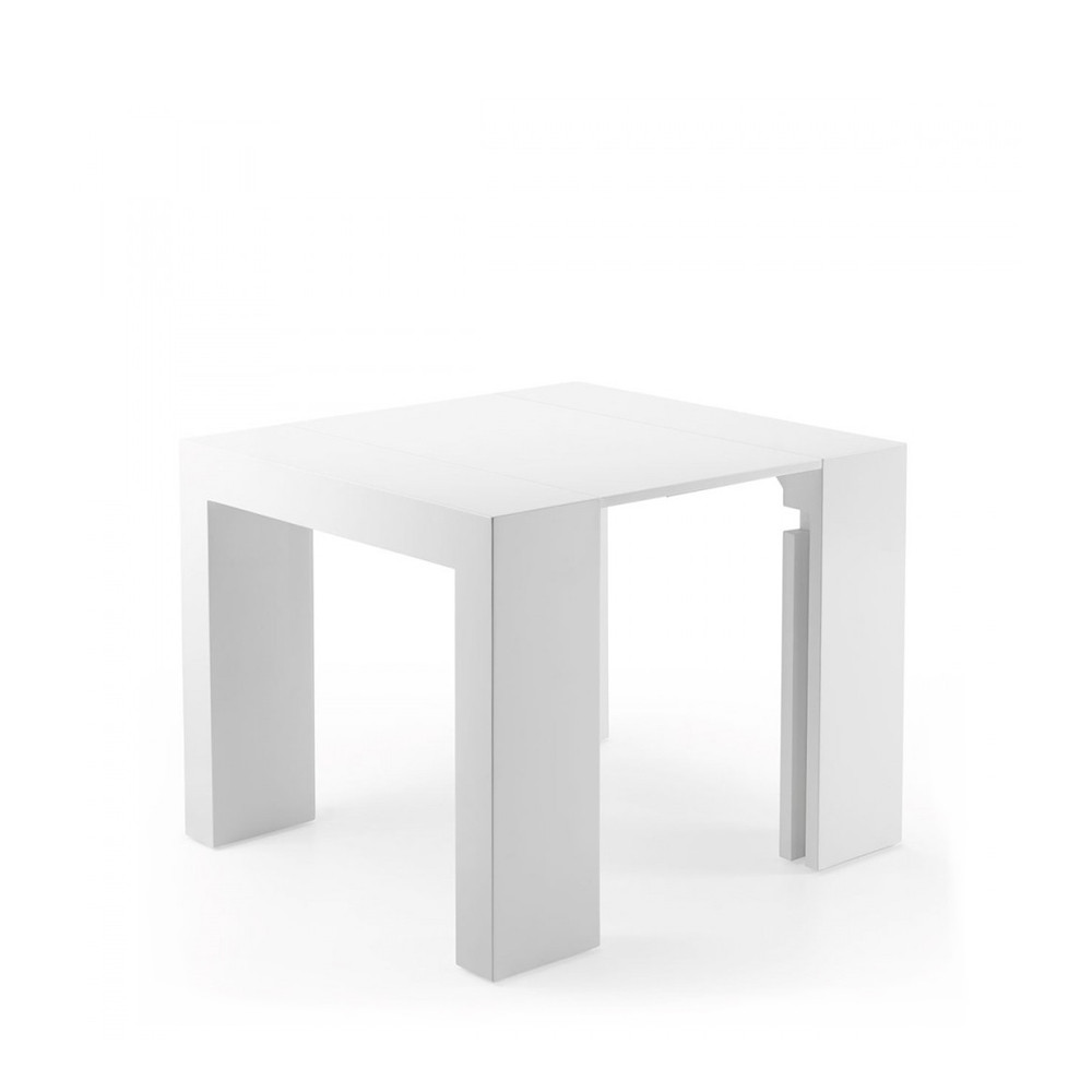 Table extensible but free ides de table manger cozy table - Table extensible console ...