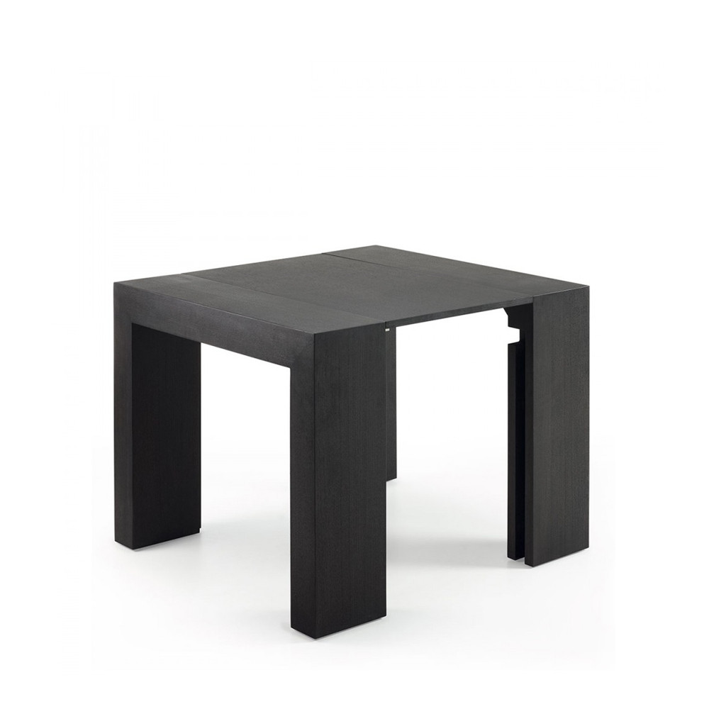Console extensible laquee 28 images table console for Tables consoles extensibles