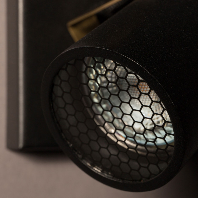 Applique/plafonnier industriel Double Scope Dutchbone