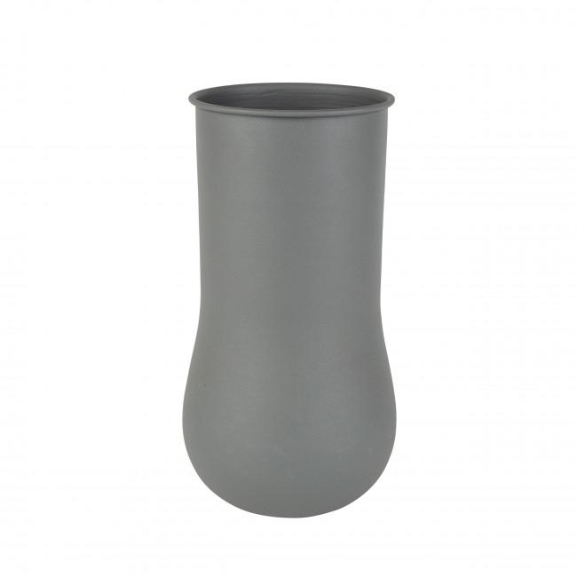 Vase design L Blob Zuiver Gris