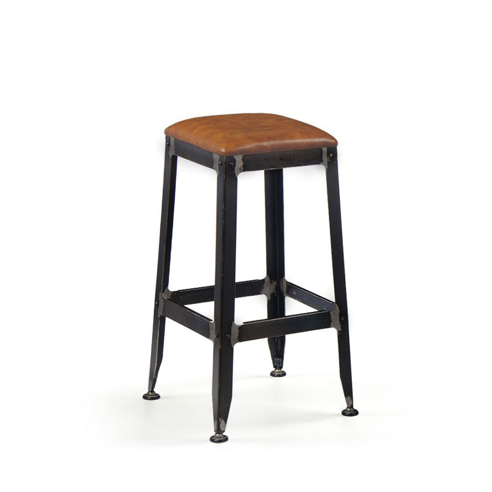 tabouret de bar lounge rambler by drawer. Black Bedroom Furniture Sets. Home Design Ideas