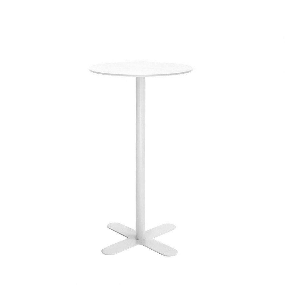 Table haute de jardin design san mateo d60 par Table haute jardin design