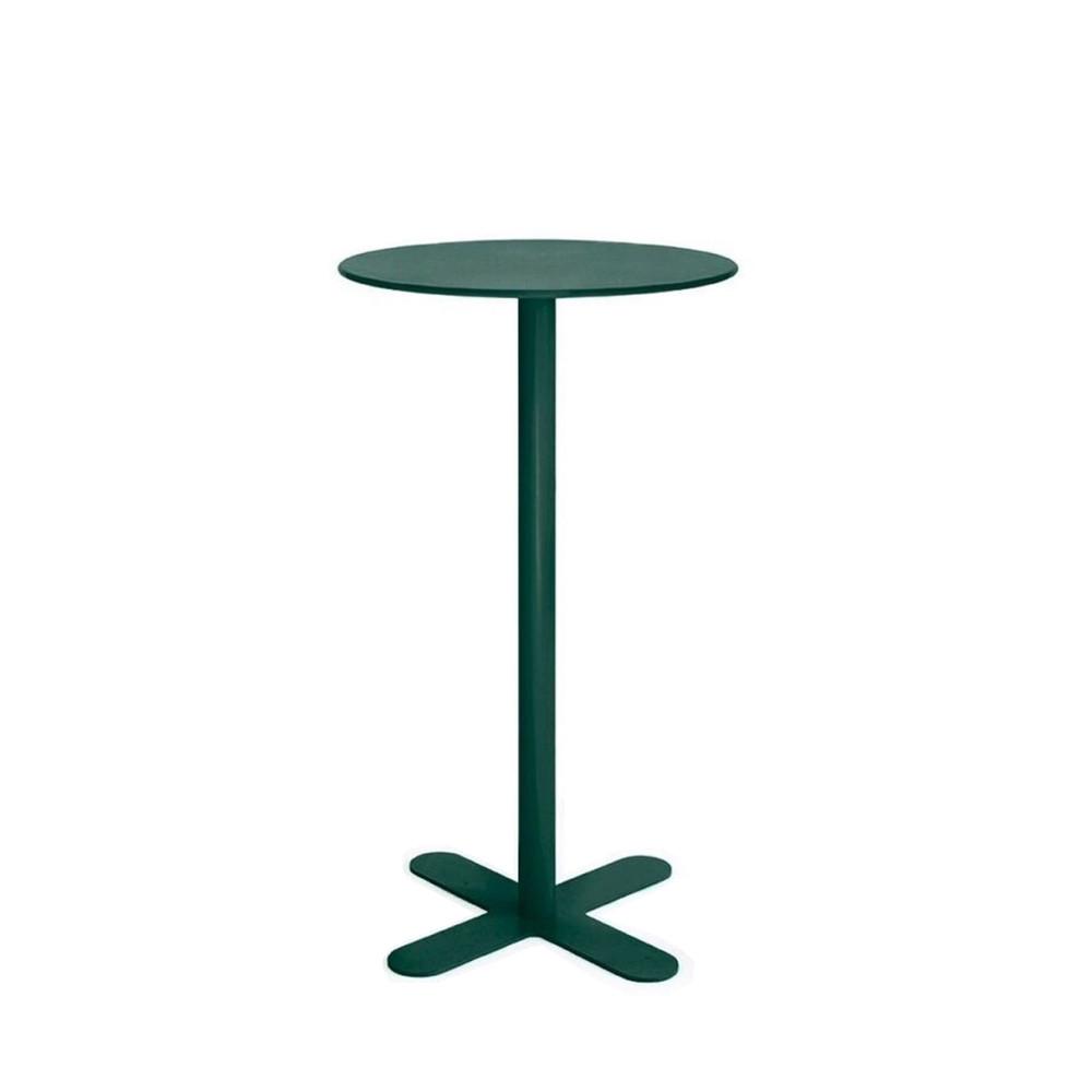 Table haute de jardin design san mateo d60 par for Table de jardin design