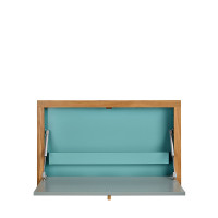 bureau mural contemporain brenta drawer. Black Bedroom Furniture Sets. Home Design Ideas