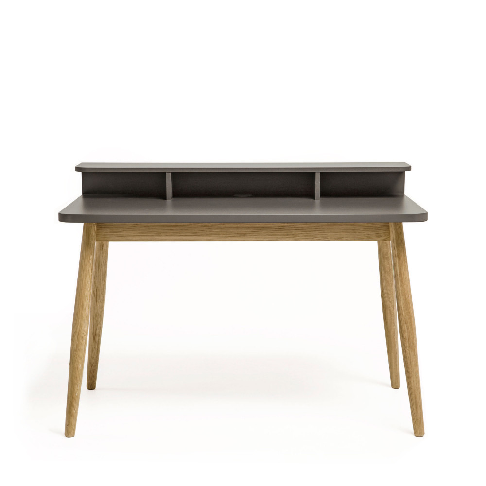 Bureau design scandinave ch ne et laque farsta drawer for Bureau scandinave
