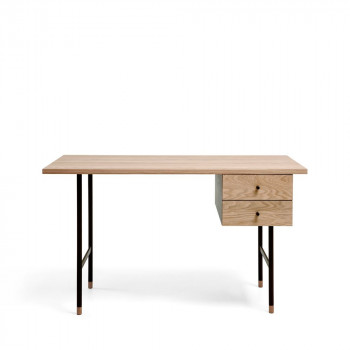 bureau enfant en pin massif nikki by drawer. Black Bedroom Furniture Sets. Home Design Ideas