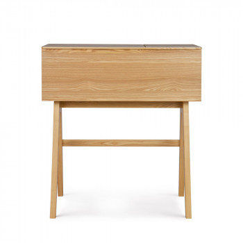 Bureau secretaire en bois Open Up