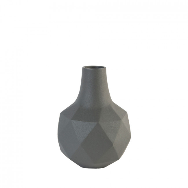 Vase design Bloom Zuiver Noir