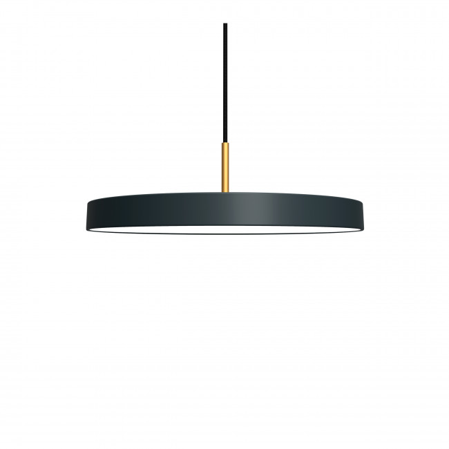 Suspension design Ø43cm Asteria Anthracite