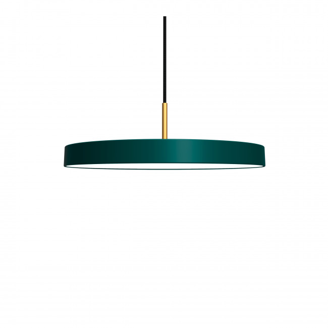 Suspension design Ø43cm Asteria Vert sapin