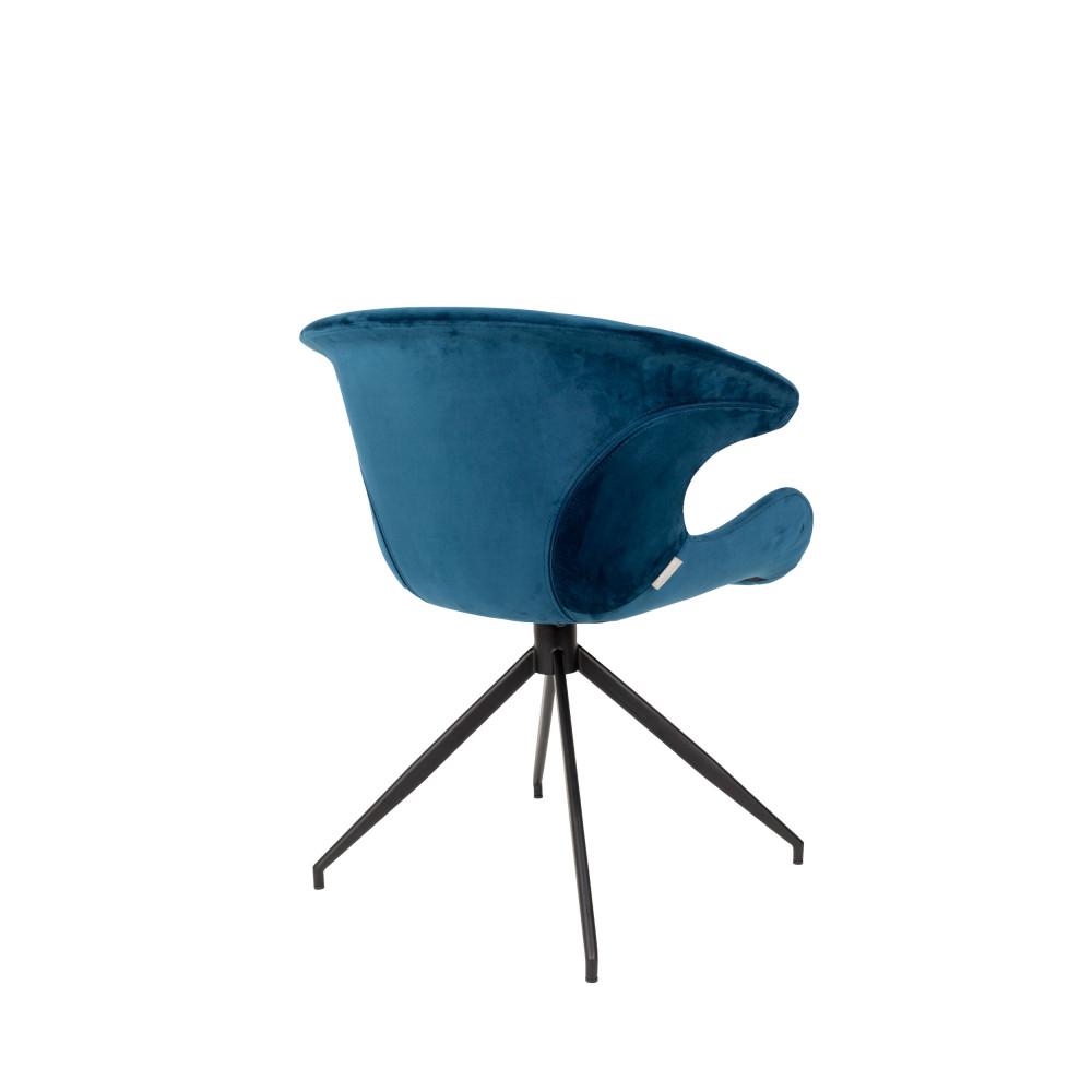 fauteuil velours design mia zuiver drawer. Black Bedroom Furniture Sets. Home Design Ideas