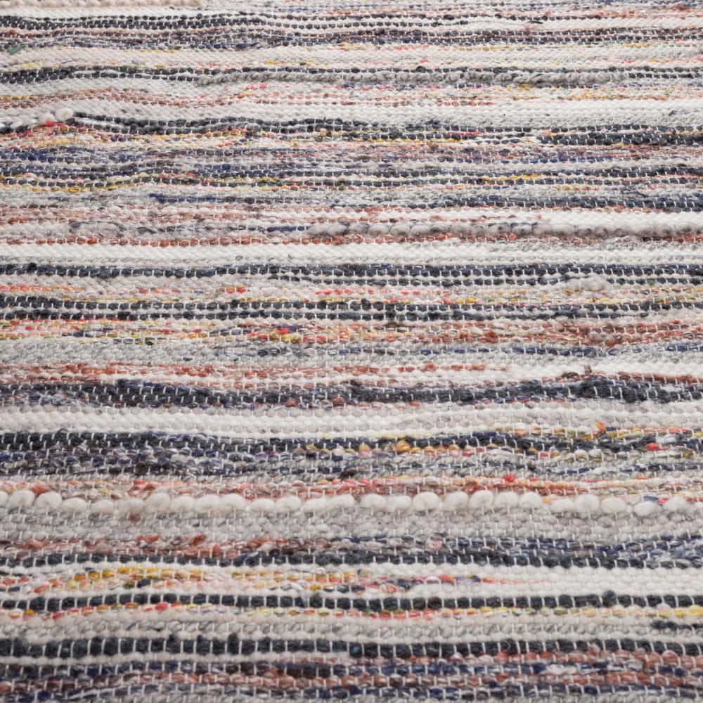 tapis multicolore tiss la main carve dutchbone - Tapis Multicolore