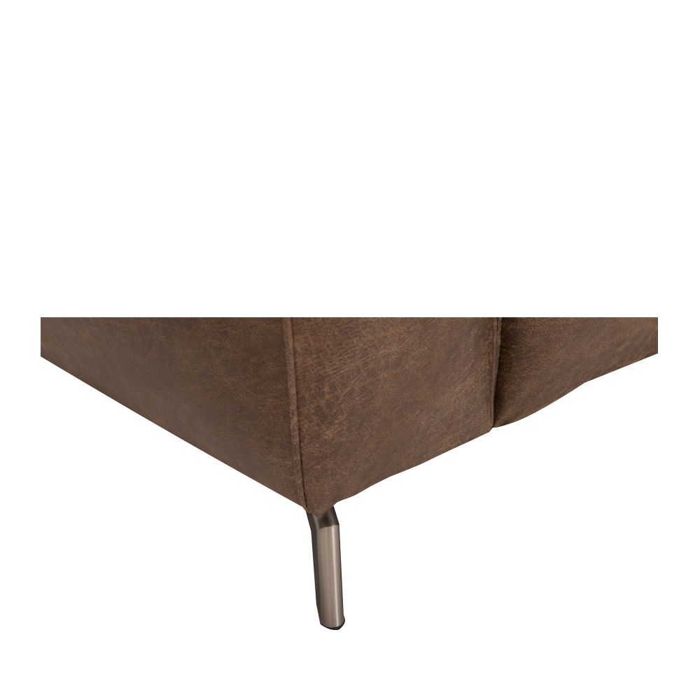 Canape 3 places cuir montreal by modalto drawer for Tapis kilim avec canape angle tissu 7 places