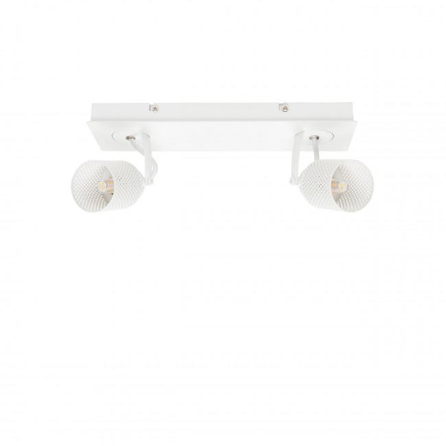 Applique/plafonnier métal Double Sandy