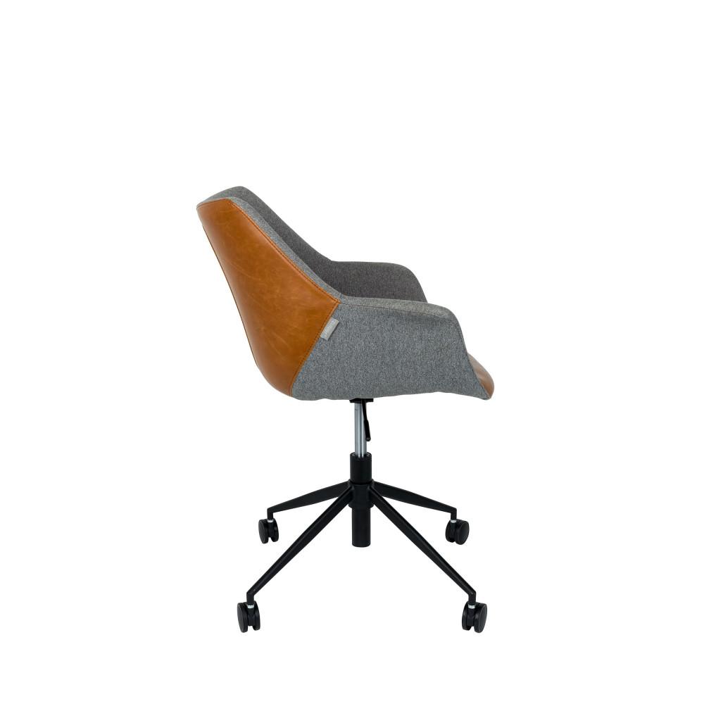 fauteuil bureau design. Black Bedroom Furniture Sets. Home Design Ideas