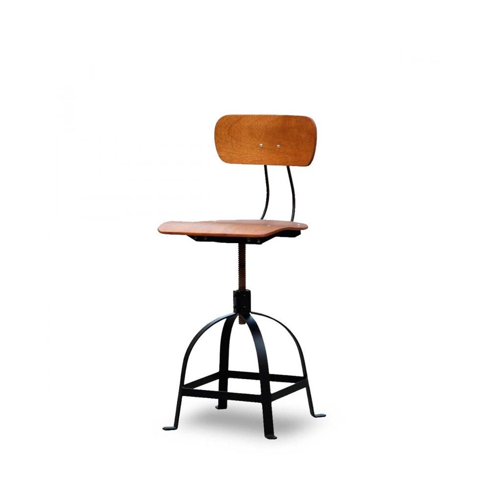 Chaise architecte style industriel jb pennel drawer - Chaise style industrielle ...