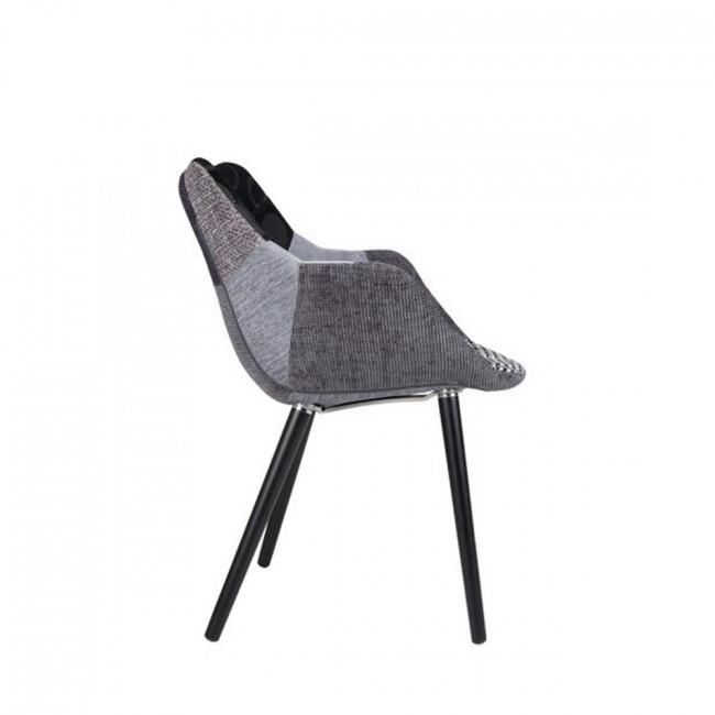 Lot de 2 chaises capitonnées Twelve Patchwork