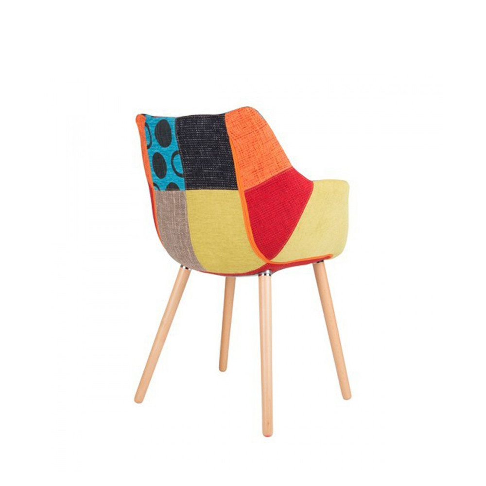 Chaise Lounge Eleven Patchwork Zuiver
