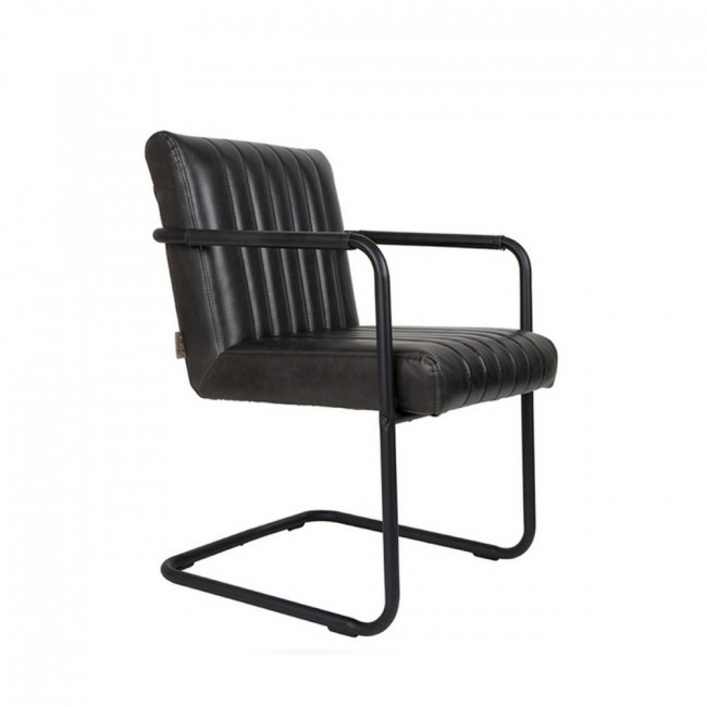 Fauteuil lounge Stitched