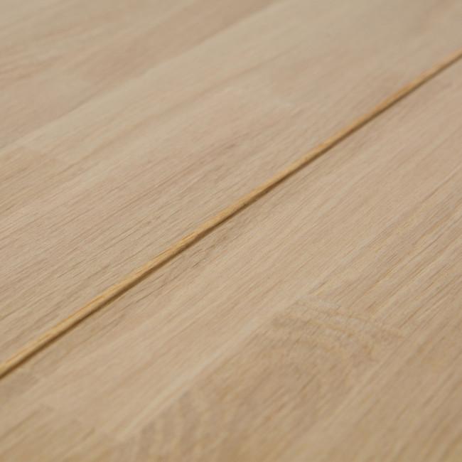 Table à manger chêne massif  ø120cm Disc