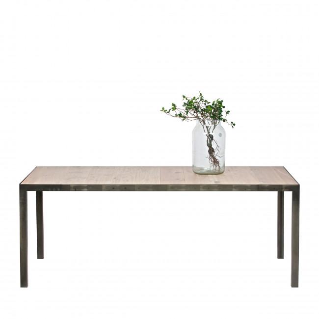 Table à manger en chêne 216x90 Station