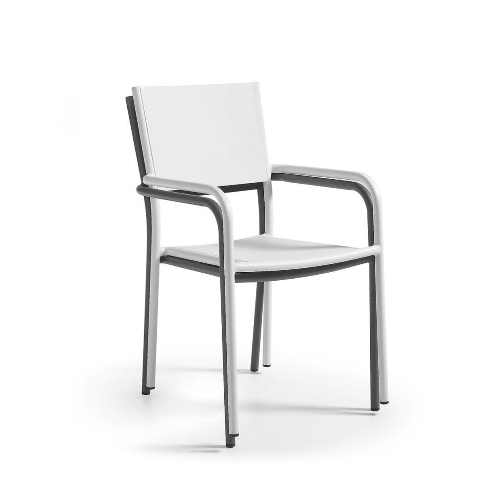 Fauteuil De Jardin Design En Aluminium Leday