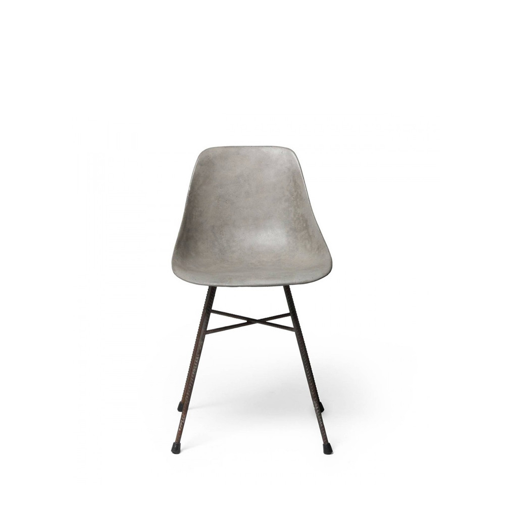 chaise design en b ton hauteville by drawer. Black Bedroom Furniture Sets. Home Design Ideas