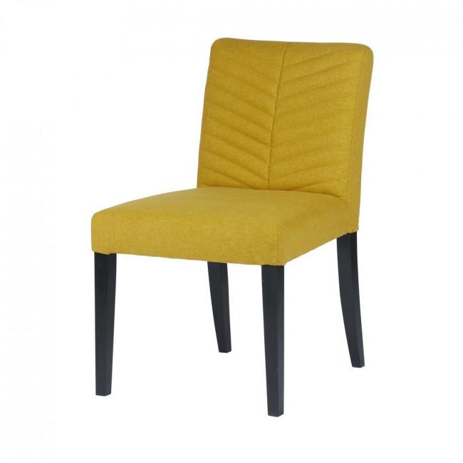 Chaise design tissu Nora