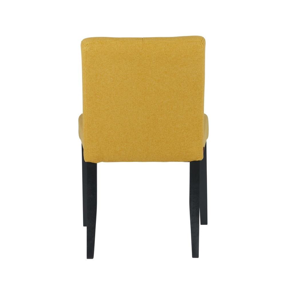 Chaise design tissu nora by drawer for La chaise design