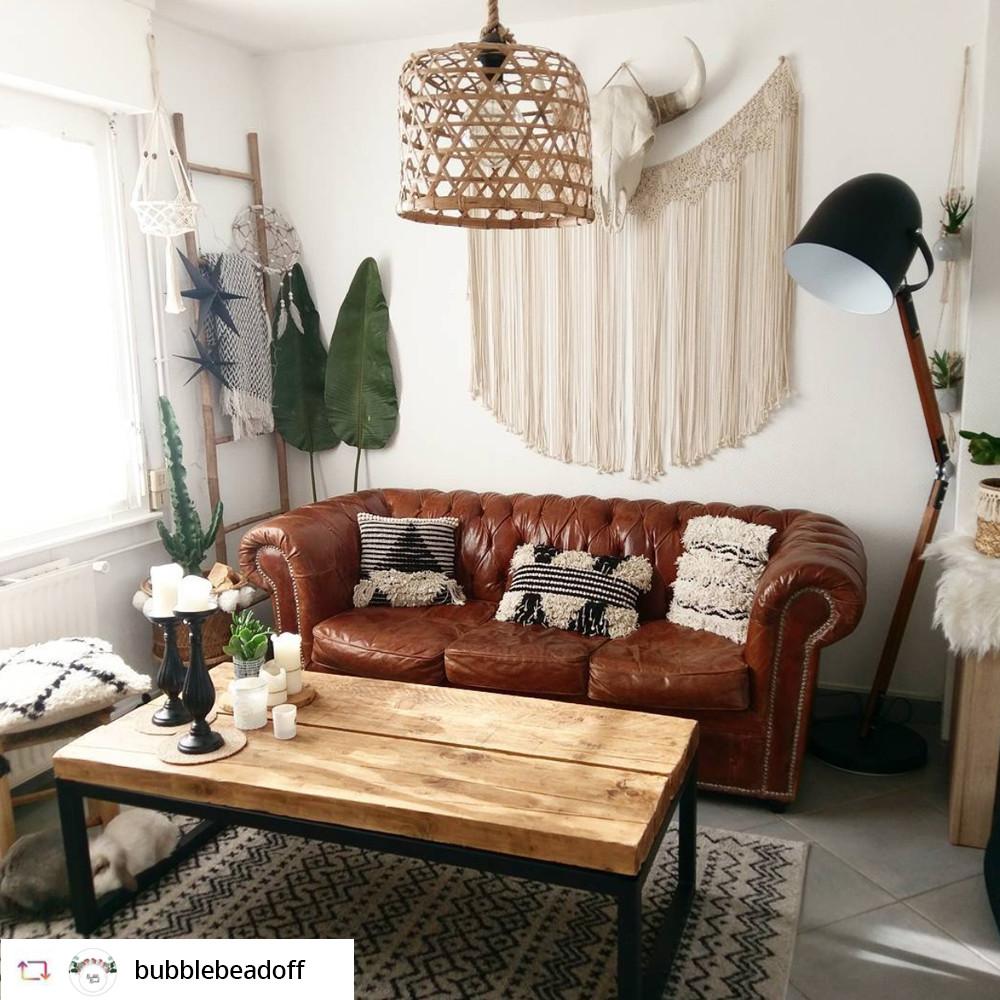 lampadaire industriel bois m tal branch by drawer. Black Bedroom Furniture Sets. Home Design Ideas