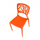 Lot de 2 chaises design Candice