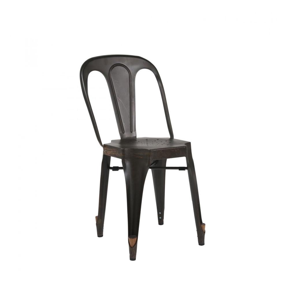 chaise industrielle style multipl 39 s par drawer. Black Bedroom Furniture Sets. Home Design Ideas
