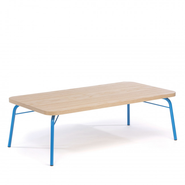 Table basse design en bois Ashburn