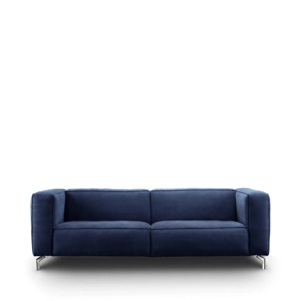 Canap 2 places tissu montreal by modalto drawer - Canape 2 places tissus ...