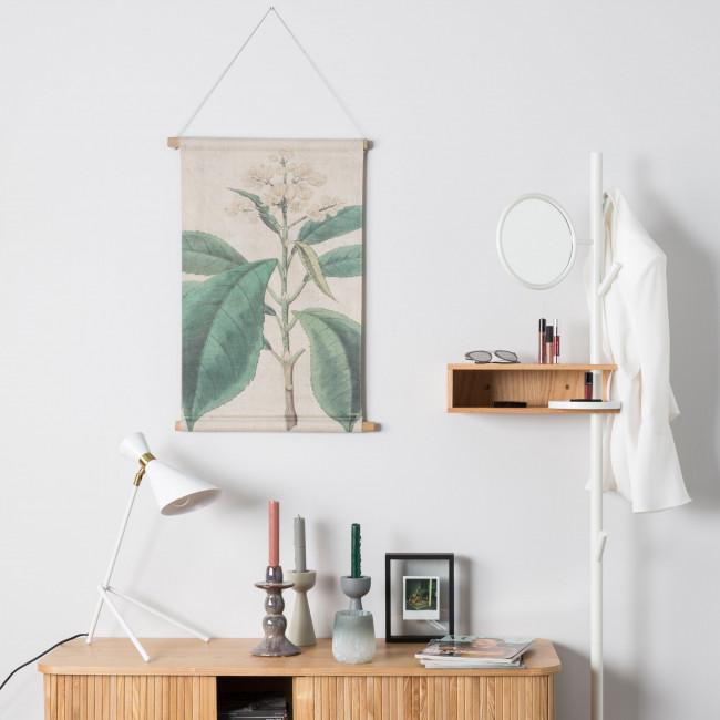 Déco murale imprimé végétal M Fumi