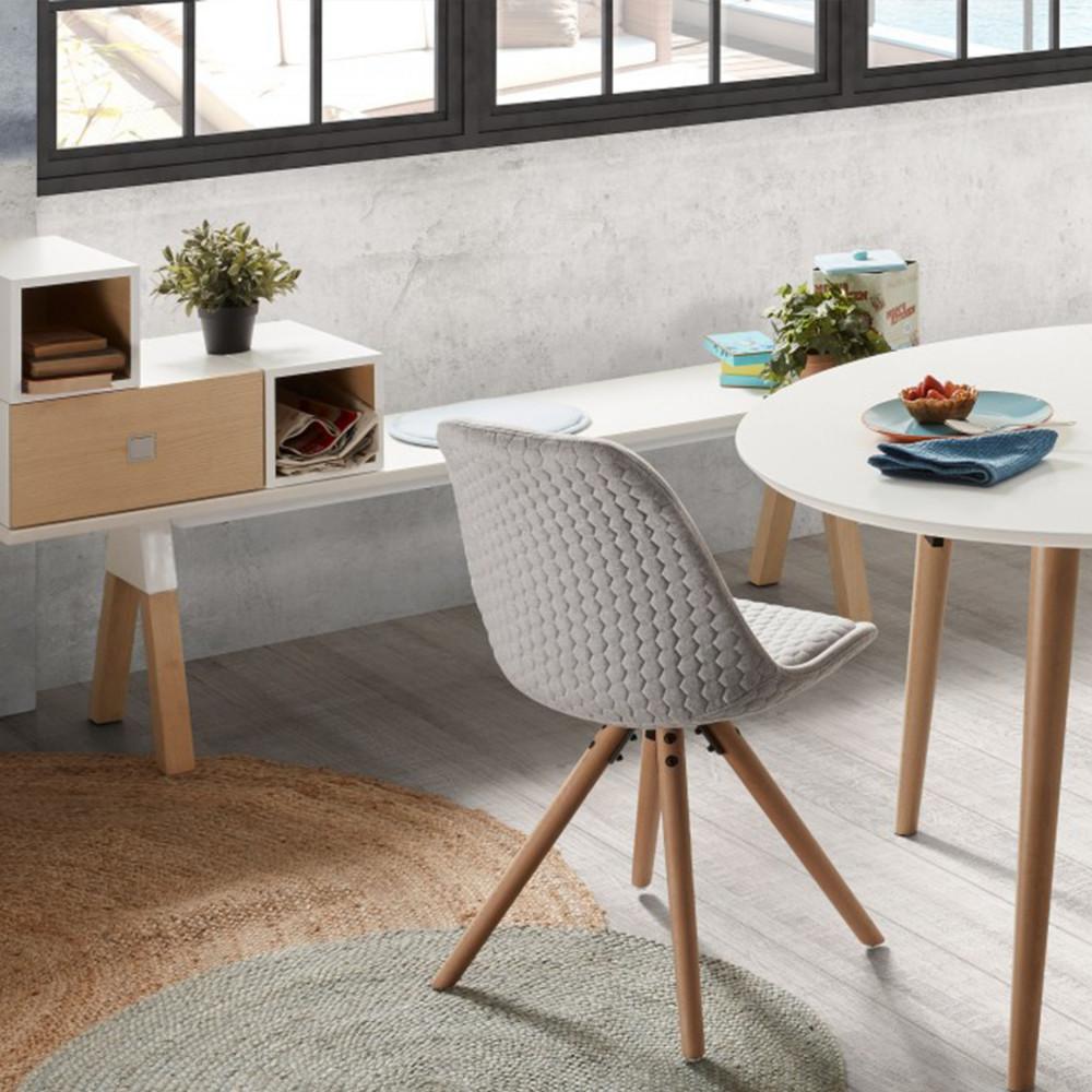 tapis rond jute dip drawer. Black Bedroom Furniture Sets. Home Design Ideas