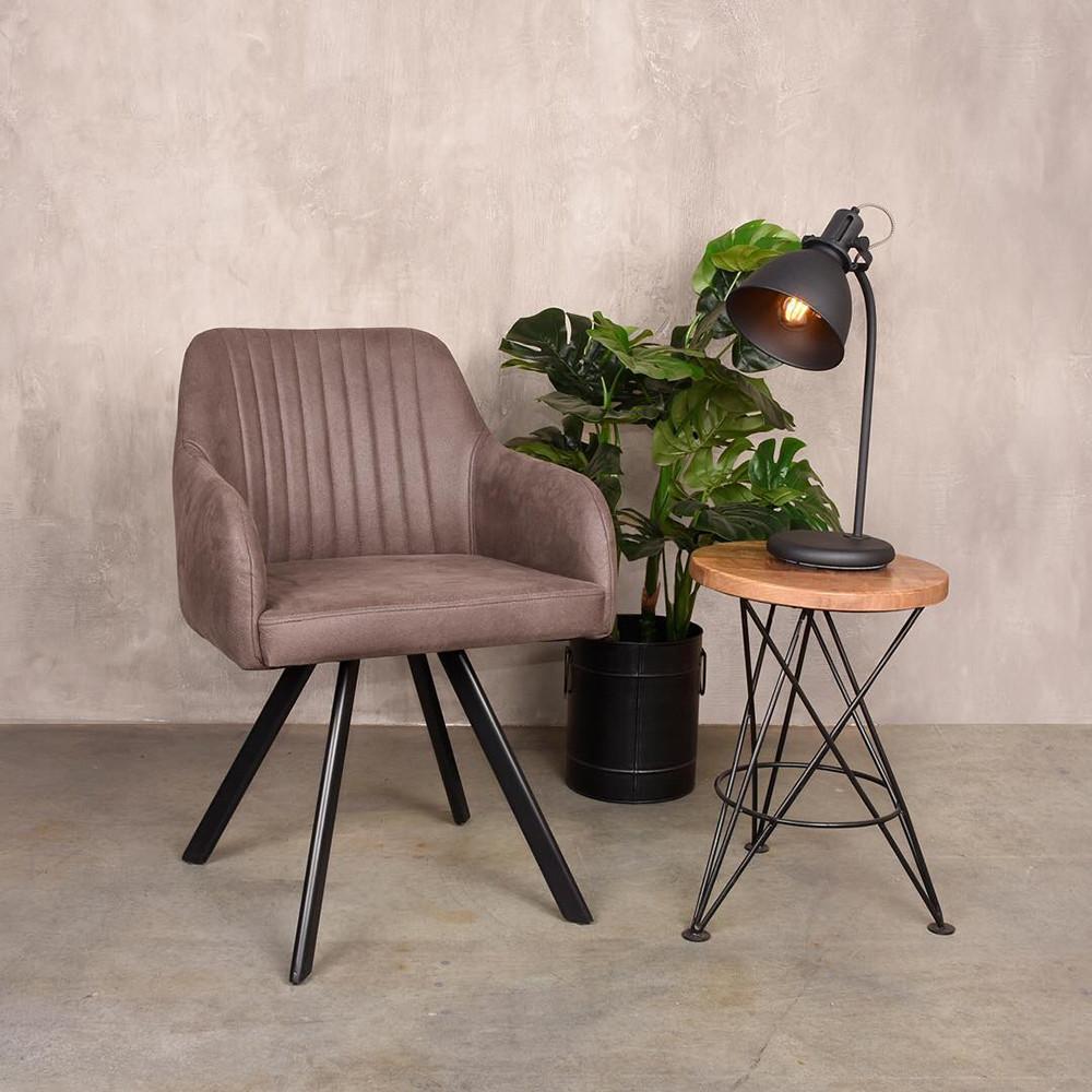 fauteuil retro metal microfibres floor Résultat Supérieur 50 Beau Fauteuil Retro Photos 2017 Kae2