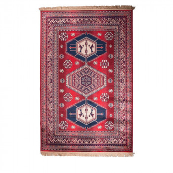 Tapis Old Jar rouge